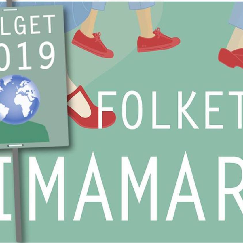 Folkets Klimamarch København: Valget 2019