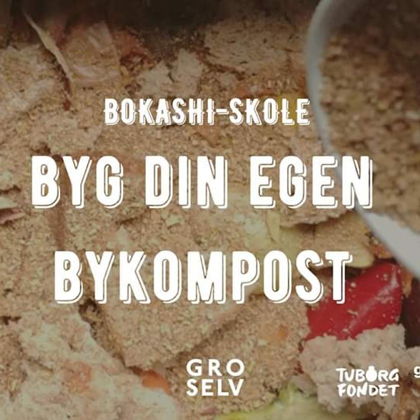Ikke flere ledige pladser: Bokashi-skole Byg din egen bykompost