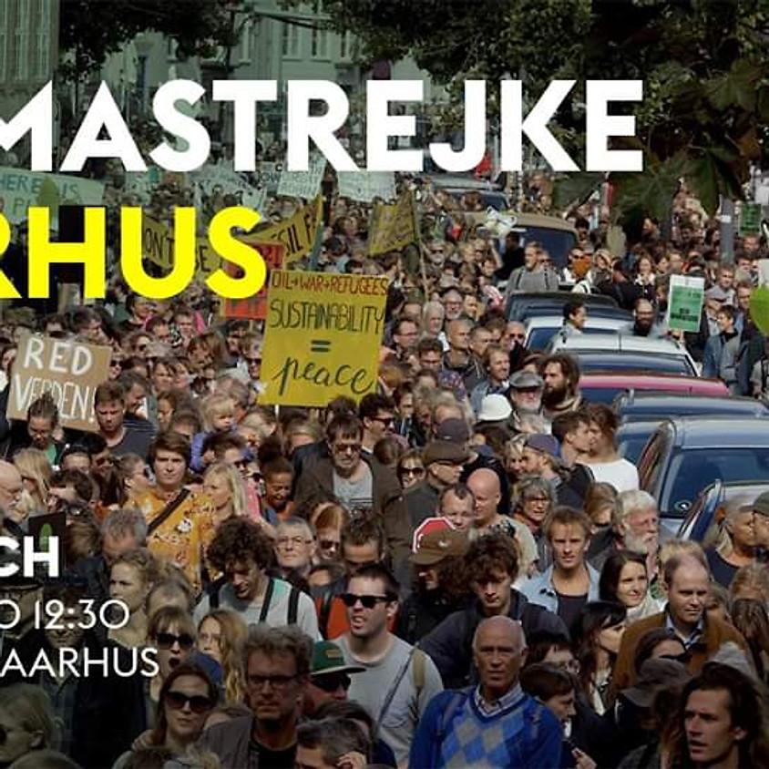 Global Klimastrejke - Aarhus