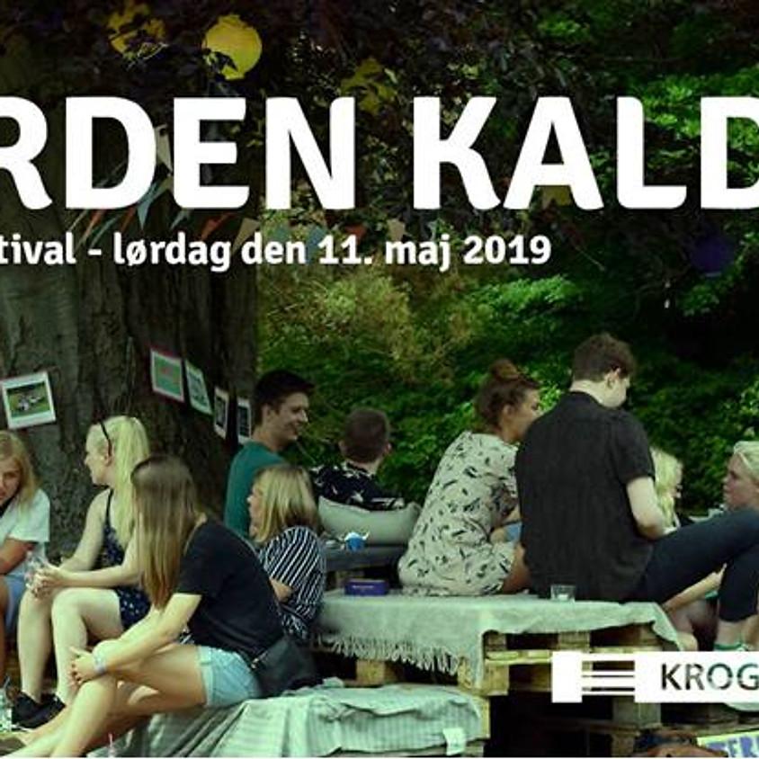 Jorden Kalder Festival 11. maj på Krogerup Højskole