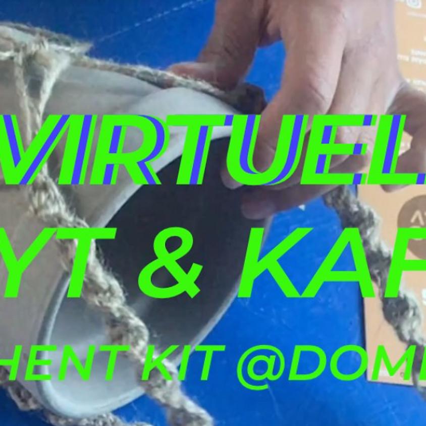 VIRTUEL WORKSHOP: Knytteworkshop med GRO SELV-kit