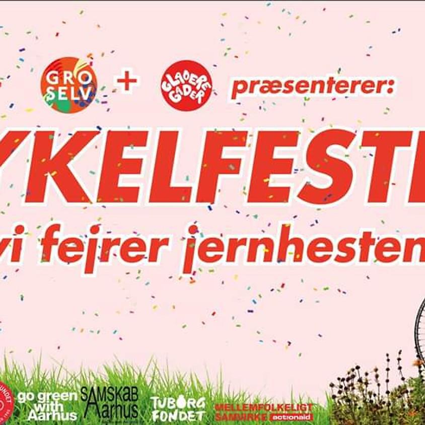 Cykelfesten - Vi fejrer jernhesten!