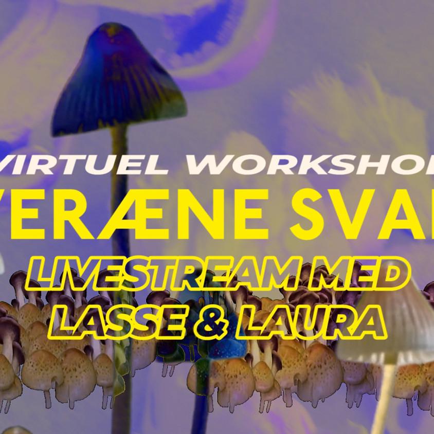 Virtuel Workshop: Suveræne Svampe