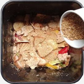 Bokashi- kompostering