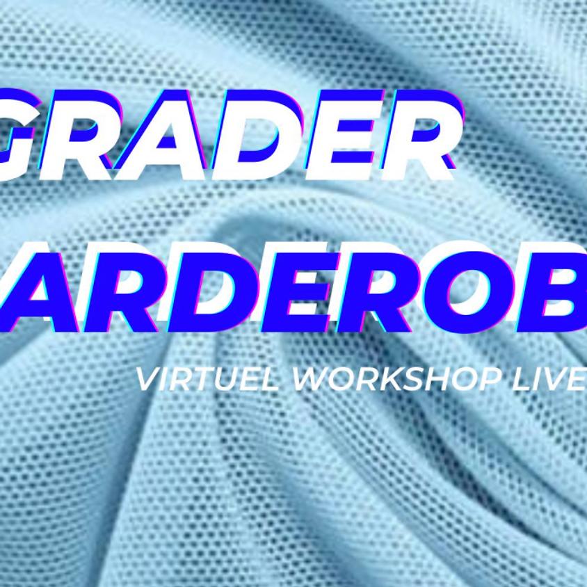 VIRTUEL WORKSHOP: Opgrader garderoben med GRO SELV