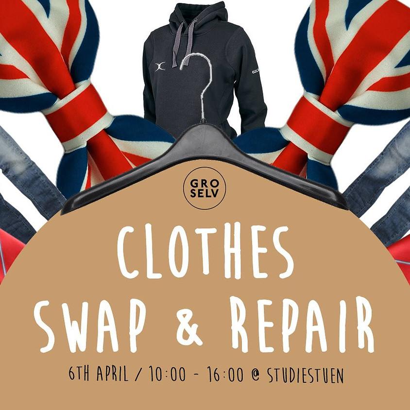 Clothes Swap & Repair