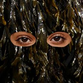 Ansigtsmaske af tang