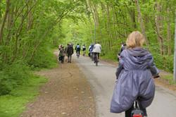 Cykeltur med Sygklister