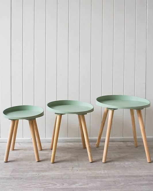 Wisdom Tables - Green