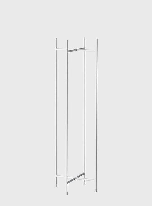 Iris Pot Stand - White - Tall