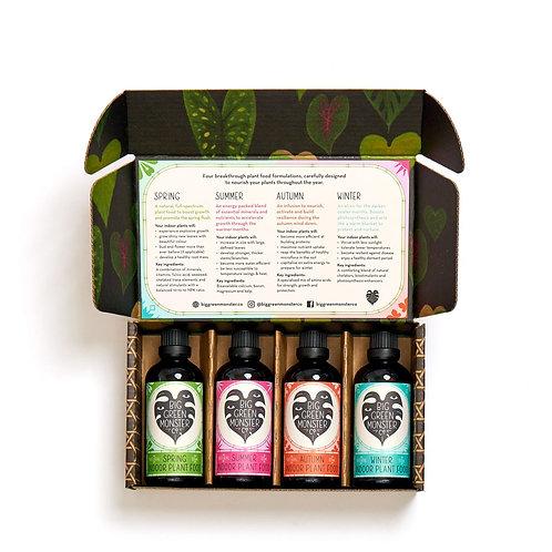 Big Green Monster - Plant Food Pack