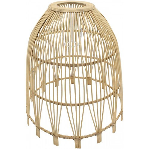 Bamboo Light Shade - Lge