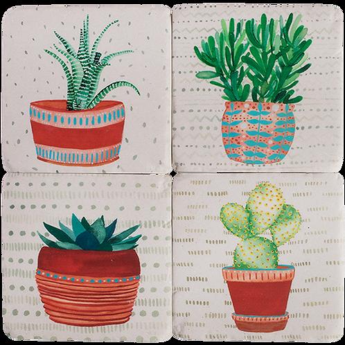 Coasters - Plants
