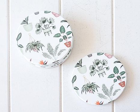 Plant Heaven Coasters