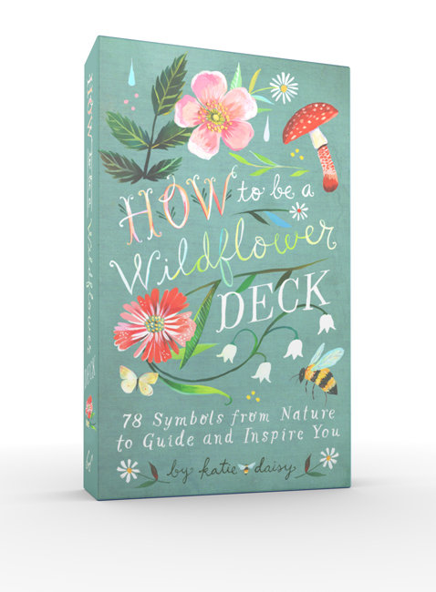How to be a Wildflower Cards