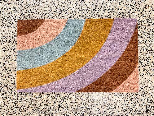 Doormat - Stripes
