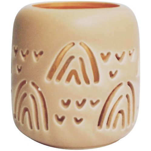 Tealight Candle Holder - Pink