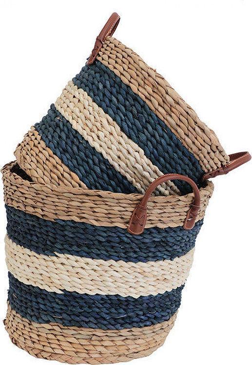 Navy Baskets