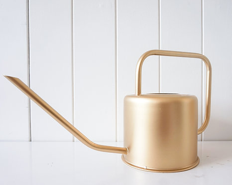 Watering Can - Gold