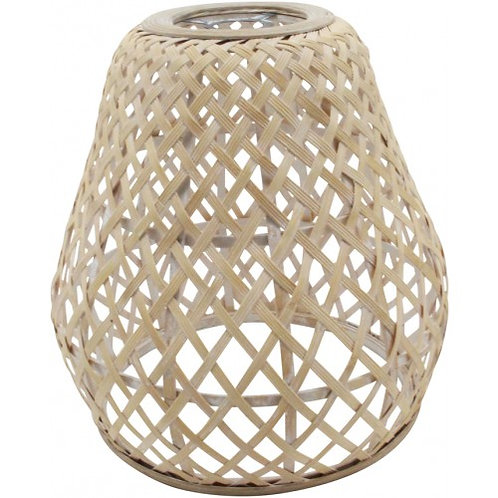 Bamboo Light Shade - Med