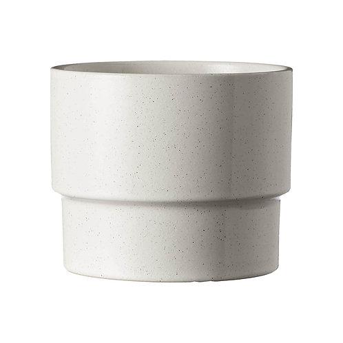 Sonny Pot - Soft White - Large