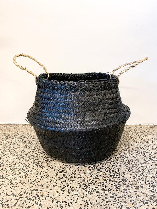 Belly Basket - Black