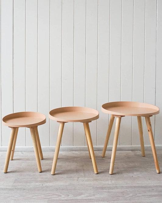 Wisdom Tables - Beige