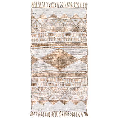 Jute Chenille Hall Runner