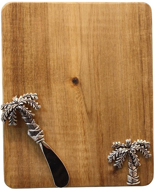 Palm Tree Cheeseboard - PRE-ORDER