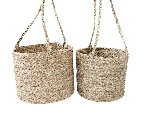 Hanging Boho Basket