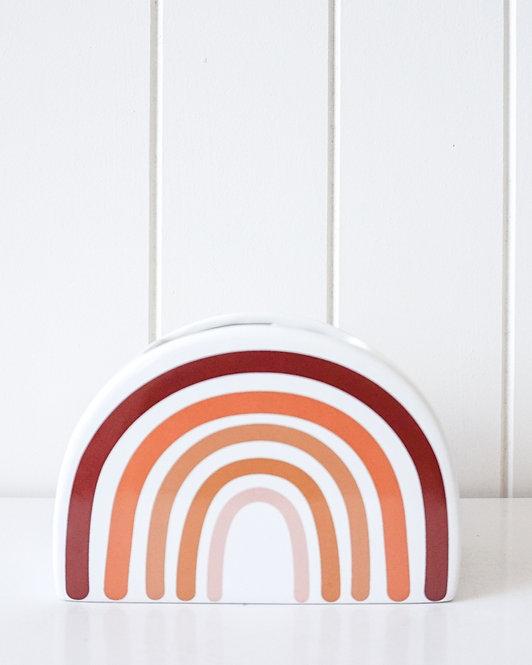 Neutrals Rainbow Vase