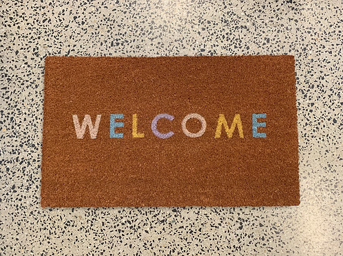 Doormat - Welcome