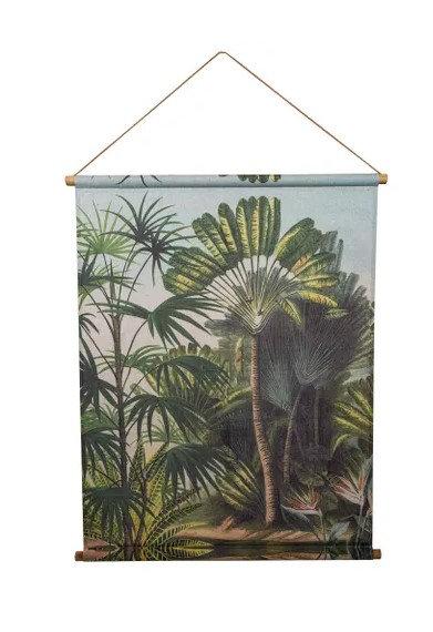 Artwork - Palm Wall Hanger