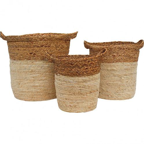 Two Tone Baskets