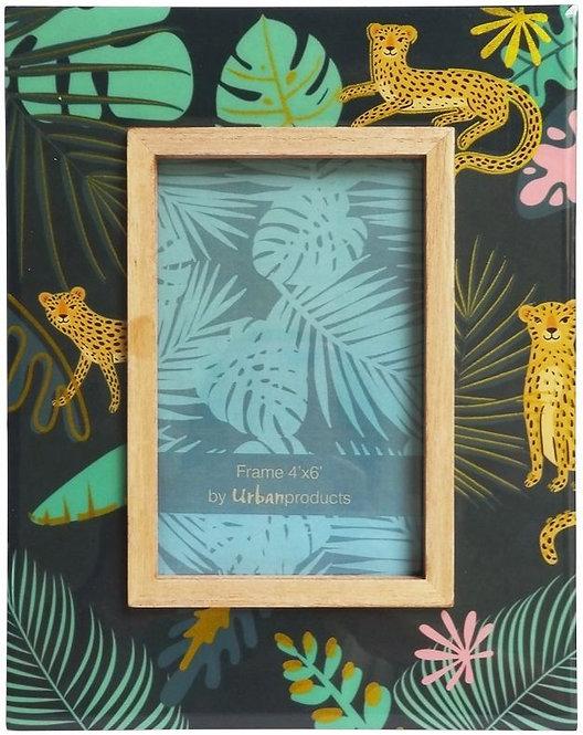 Cheetah Jungle Frame