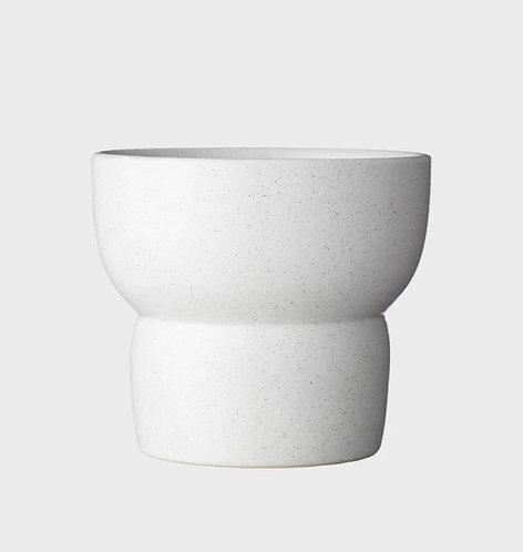 Luna Planter - Soft White