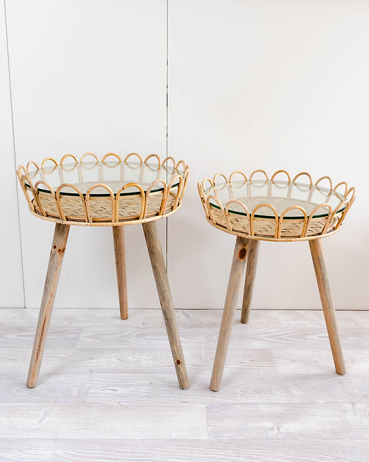 Willow Side Tables