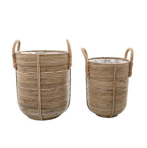 Playa Stripe Baskets
