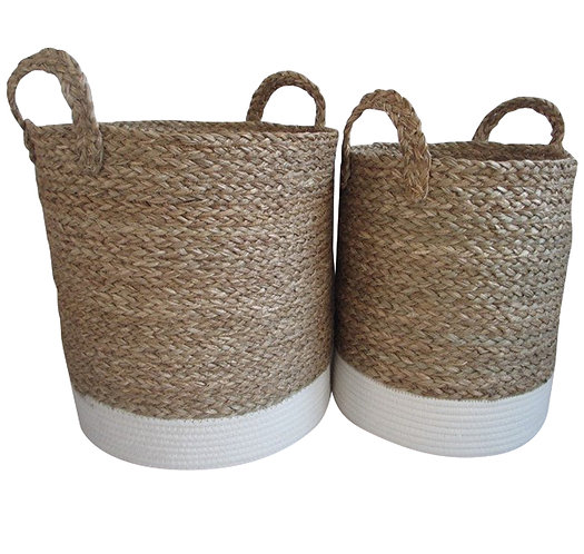 White Base Basket