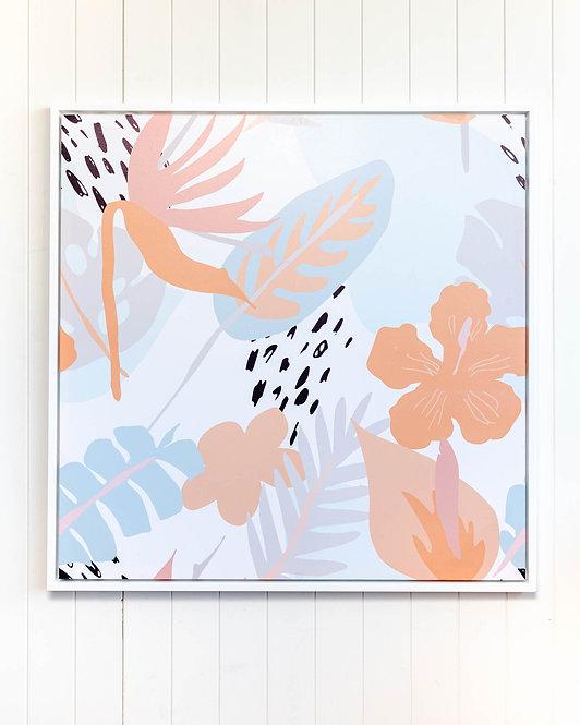 Apricot Jungle Artwork