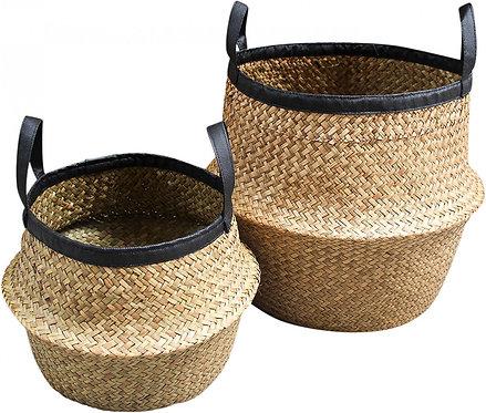 Belly Basket - Black Trim