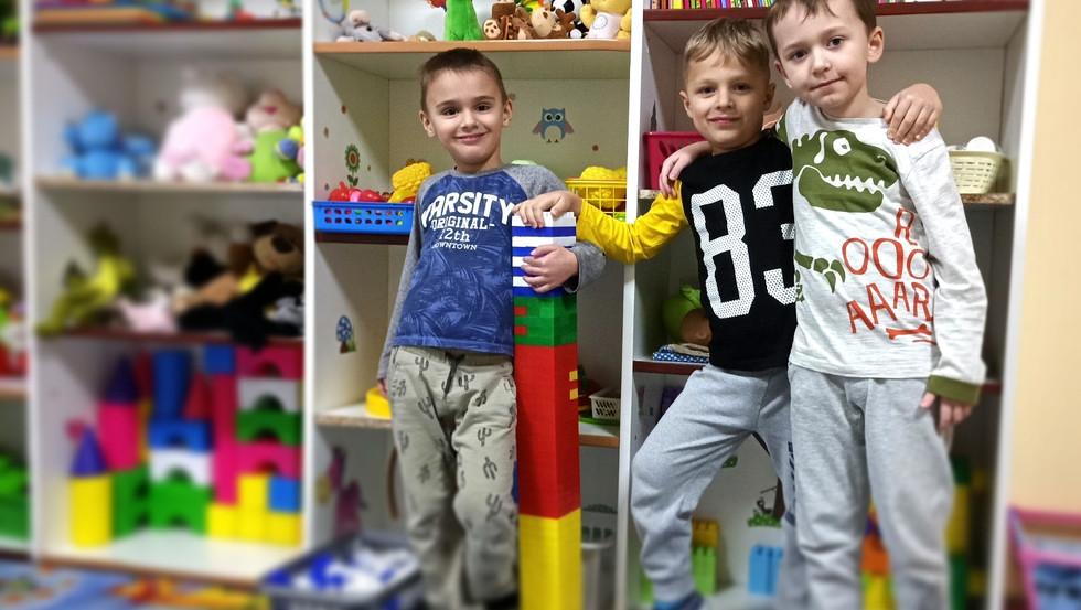 Центр Детства - тут зароджується дружба