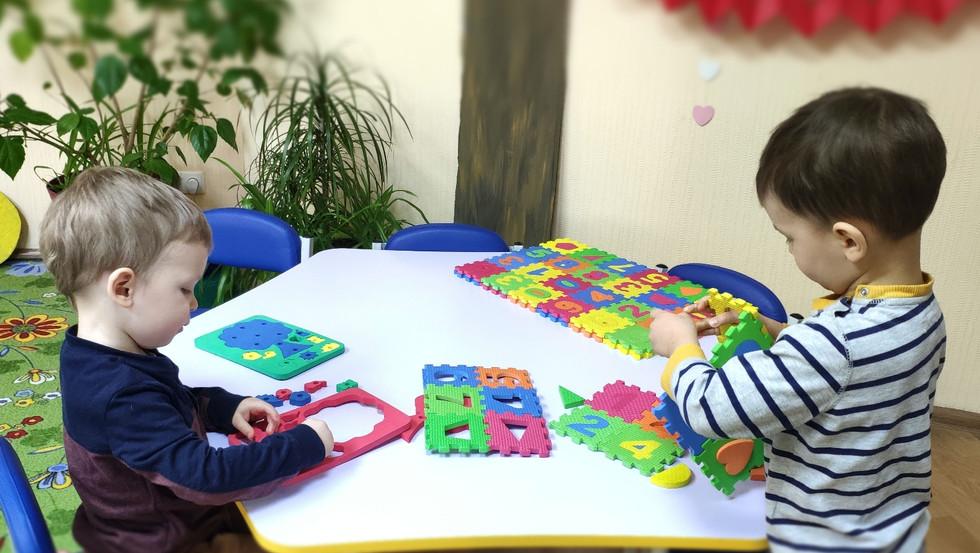 Сенсорний розвиток дитини
