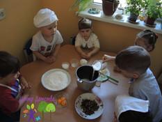Пасхальный кулич - готовим с детьми!