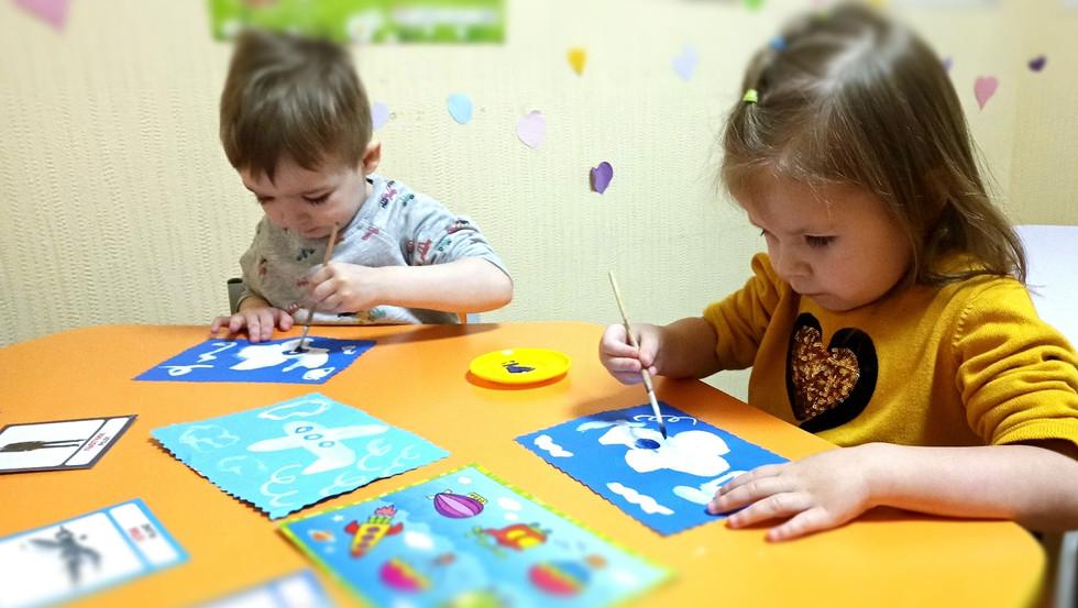 Художня майстерня для дітей на Позняках