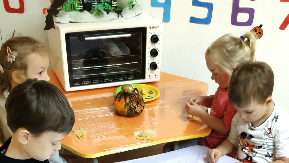Кулінарний мастер класс для дітей