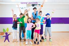 """Танцы для детей в """"Центре Детства"""""""