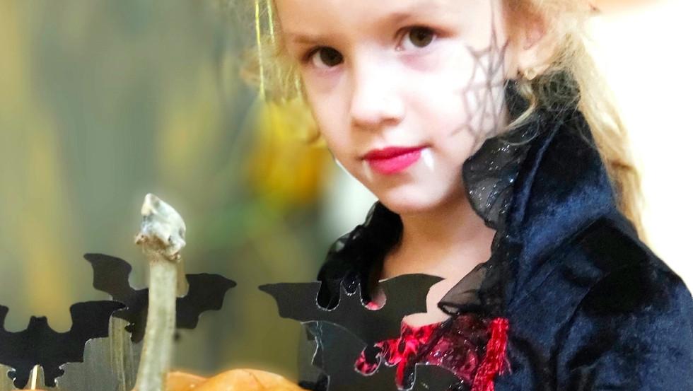 Хеллоуїн для дітей
