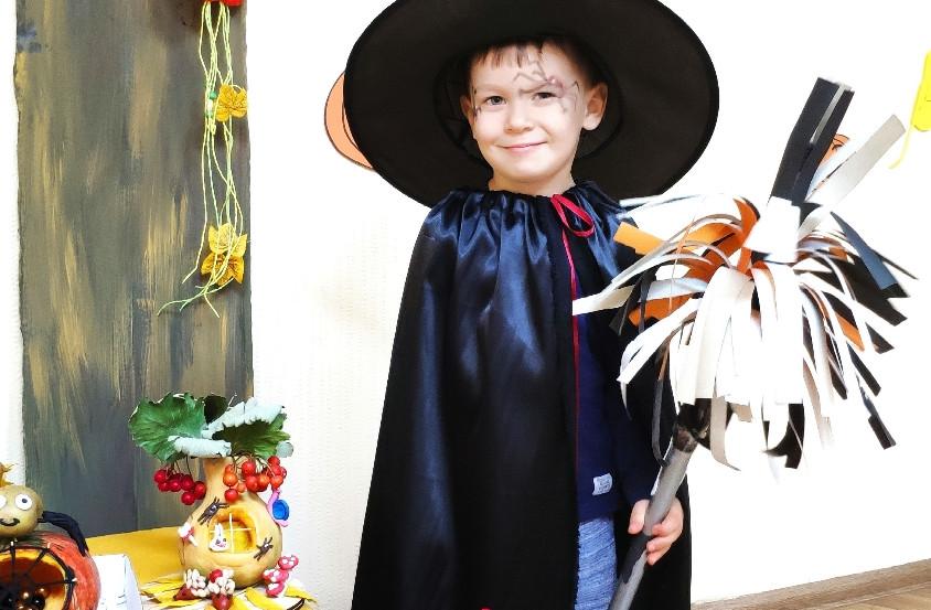 Свято Хеллоуїн у Центре Детства