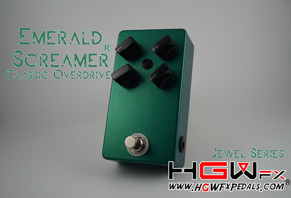 Emerald Screamer Overdrive